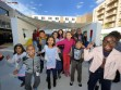 Inauguration groupe scolaire Taos Amrouche - Le Cordouan
